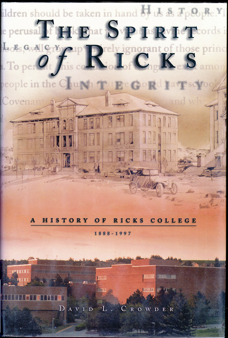 Cover of Book: The Spirit of Ricks